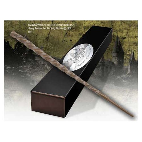Zauberstab Xenophilius Lovegood (Charakter-Edition) - Harry Potter - 1/1 Replik