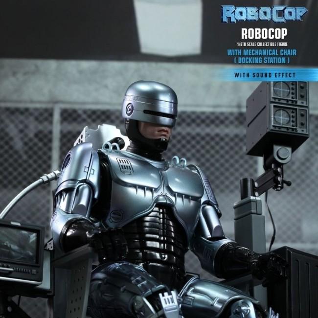 Robocop Mechanical Chair - Diecast Figuren Set