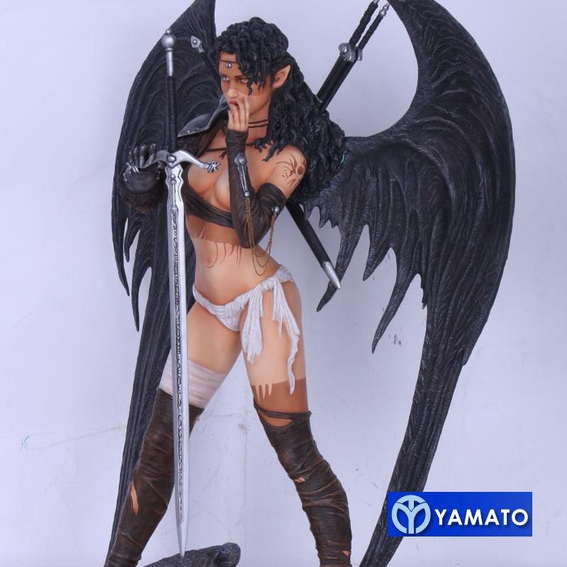 Dark Elf - Luis Royo - 1/4 Scale Statue