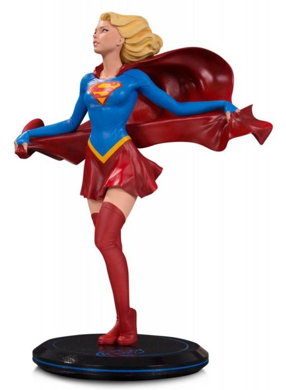 Supergirl by Joelle Jones - DC Comics Cover Girls - Resin Statue