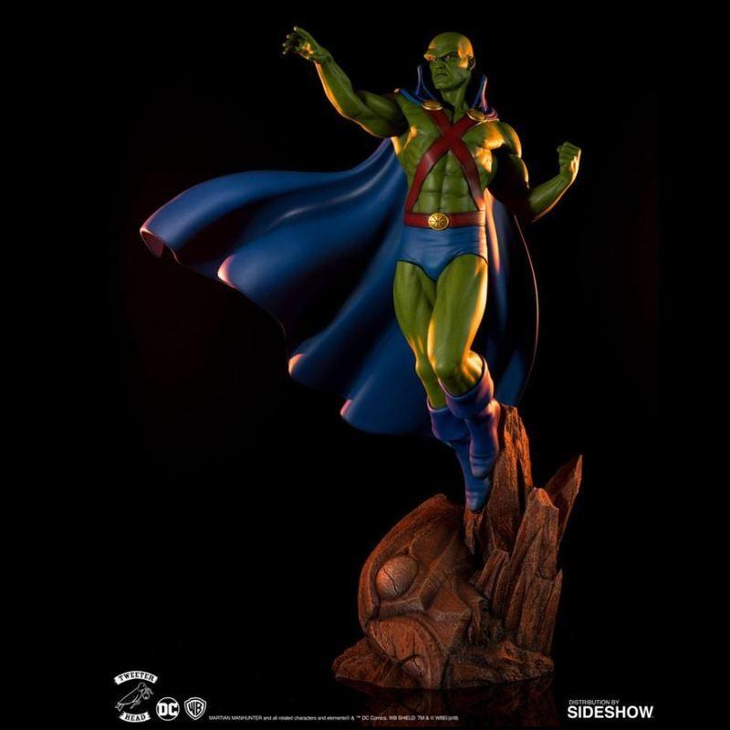 Martian Manhunter - DC Comics - Super Powers Collection Maquette 46cm