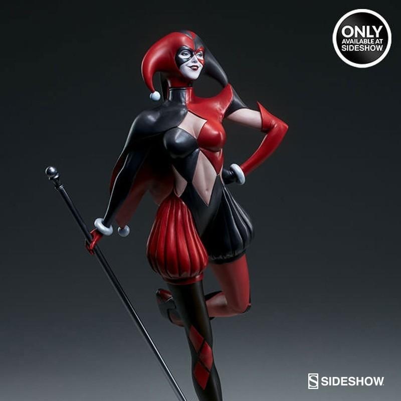 Harley Quinn - Stanley Lau - Polystone Statue