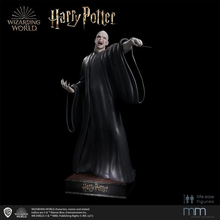 Voldemort - Harry Potter und die Heiligtümer des Todes - Life-Size Statue