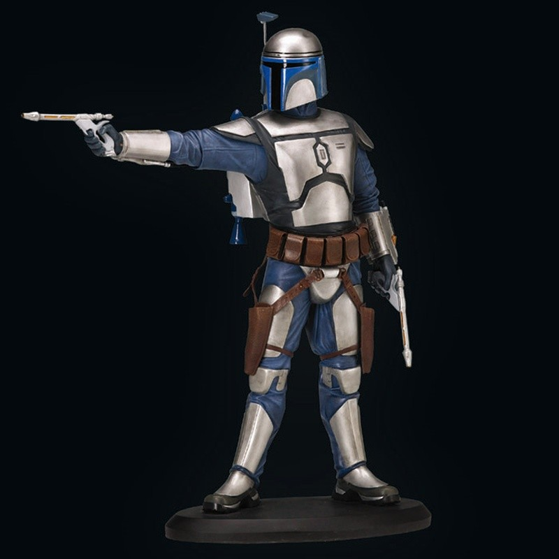 Jango Fett - Star Wars - Resin Statue