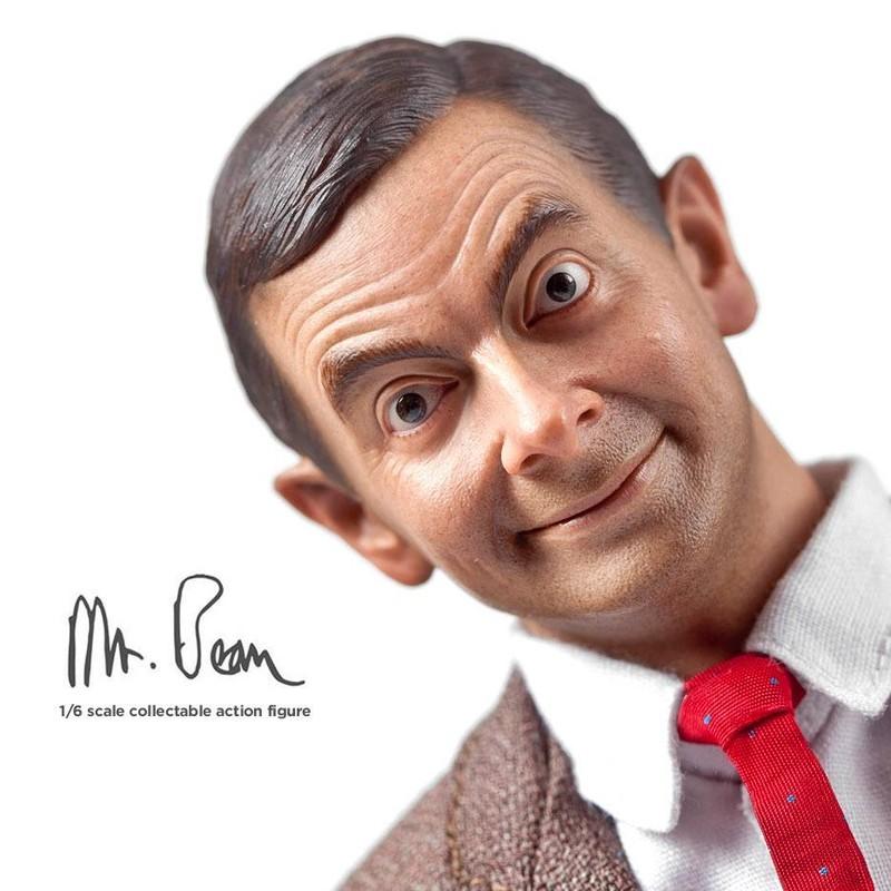 Mr. Bean - 1/6 Scale Action Figur