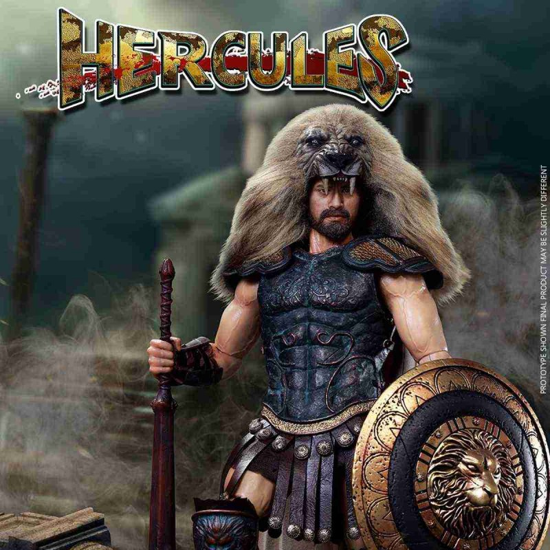 Hercules - Pantheon Series - 1/6 Scale Actionfigur