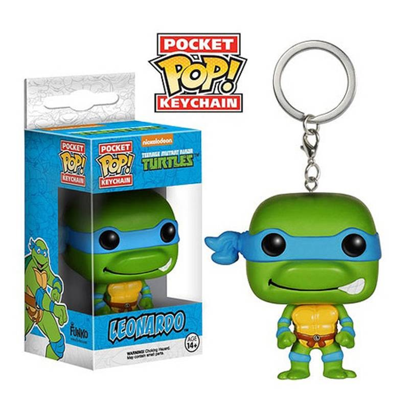 Leonardo - TMNT - Pocket Pop! Keychain