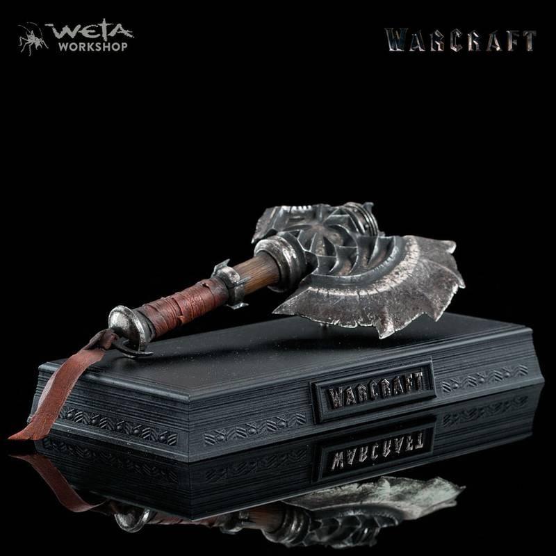 Durotan's Axt - Warcraft - 1/6 Replik