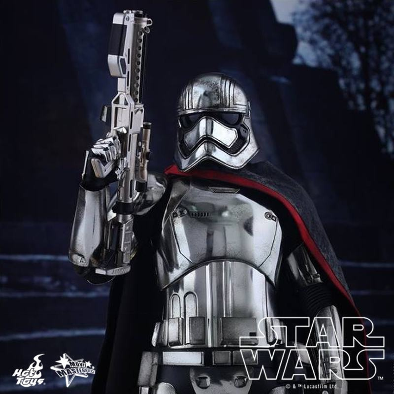 Captain Phasma - Star Wars - 1/6 Scale Figur