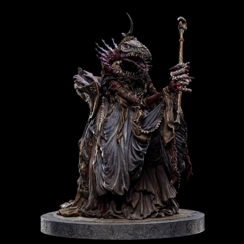 SkekSo The Emperor Skeksis - Der Dunkle Kristall: Ära des Widerstands - 1/6 Scale Statue