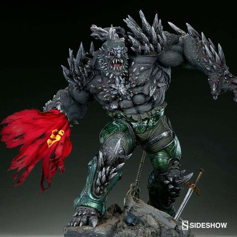 Doomsday - DC Comics - Statue