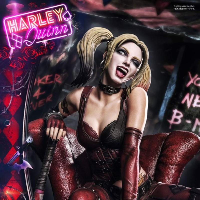 Harley Quinn - Batman Arkham City - 1/3 Scale Statue