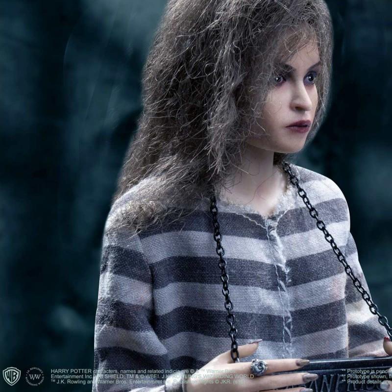 Bellatrix Lestrange Prisoner Version - Harry Potter - 1/6 Scale Actionfigur