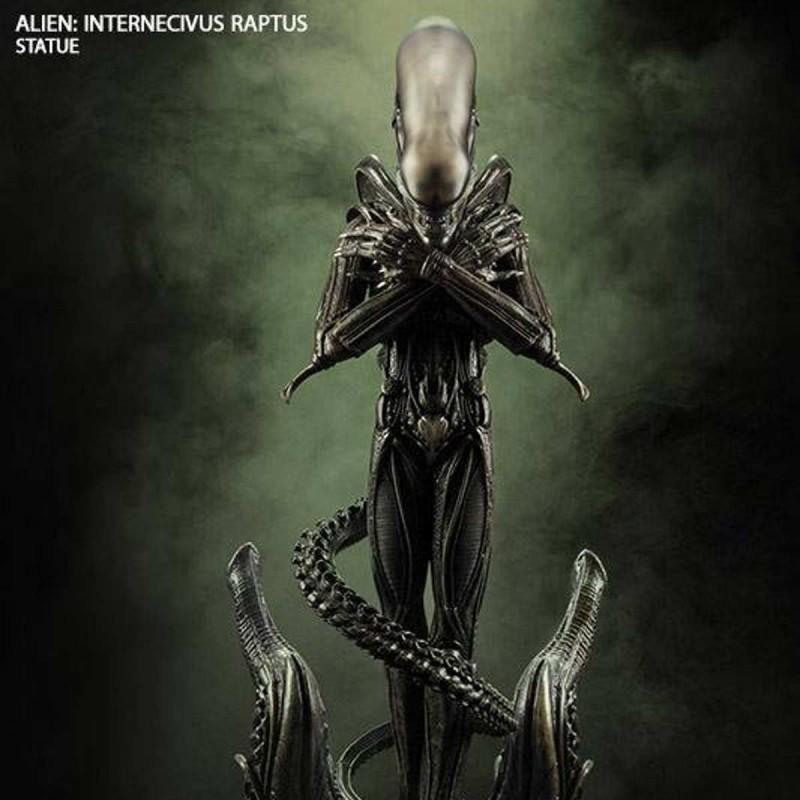 Alien: Internecivus Raptus - Polystone Statue