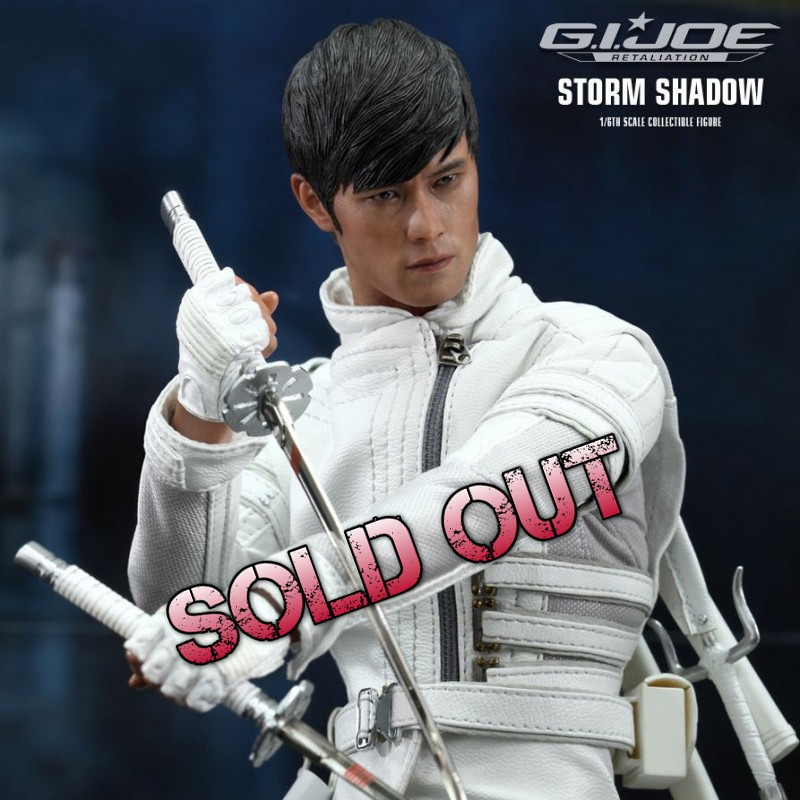 Storm Shadow - G.I. Joe Retaliation - 1/6 Scale Figur