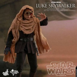 Endor Luke Skywalker (Deluxe Version) - Star Wars - 1/6 Scale Figur
