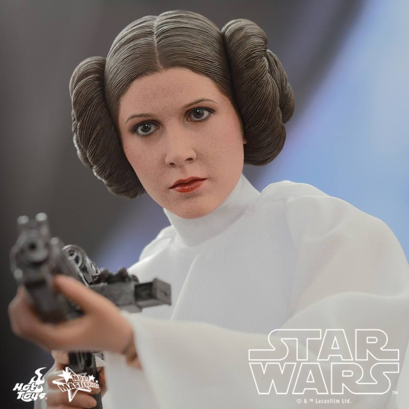 Princess Leia - Star Wars - 1/6 Scale Figur