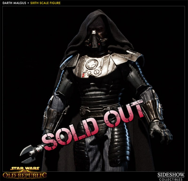 Darth Malgus - Star Wars - 1/6 Scale Figur
