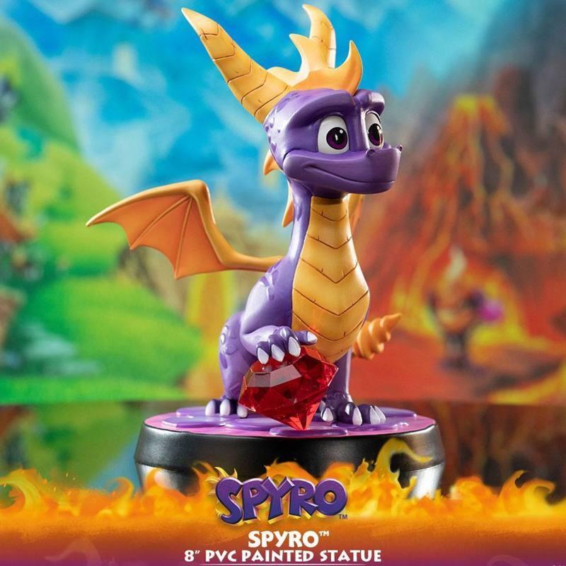 Spyro - Spyro the Dragon - PVC Statue