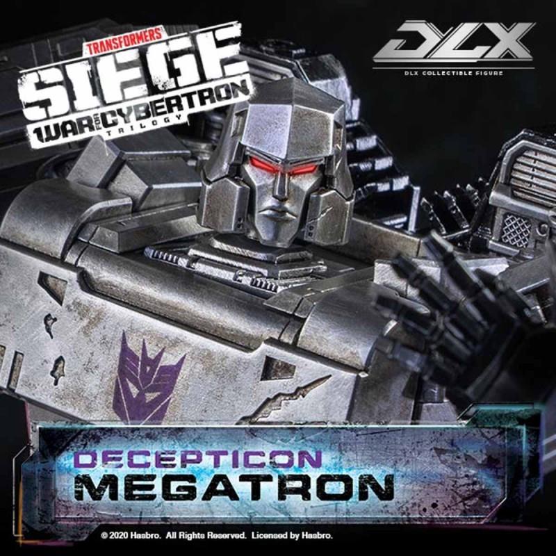 Megatron - Transformers: War For Cybertron Trilogy - DLX Scale Actionfigur