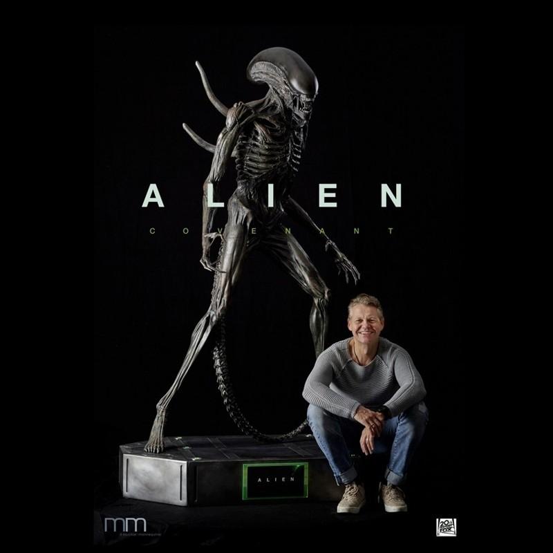Alien - Alien Covenant - Life-Size Statue