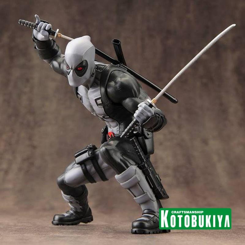 Deadpool (Marvel Now) X-Force Ver. - Marvel Comics - ARTFX+ Statue