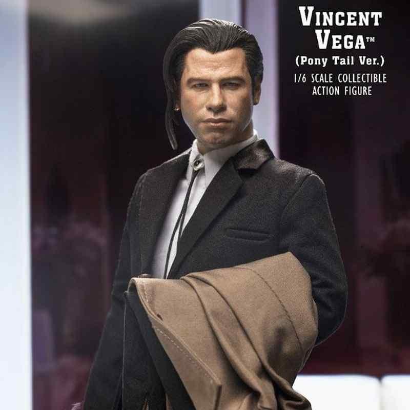 Vincent Vega 2.0 (Pony Tail) - Pulp Fiction - 1/6 Scale Actionfigur