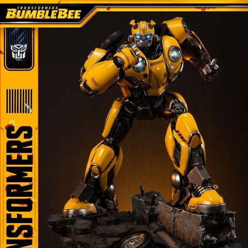 Bumblebee - Transformers Bumblebee - Polystone Statue