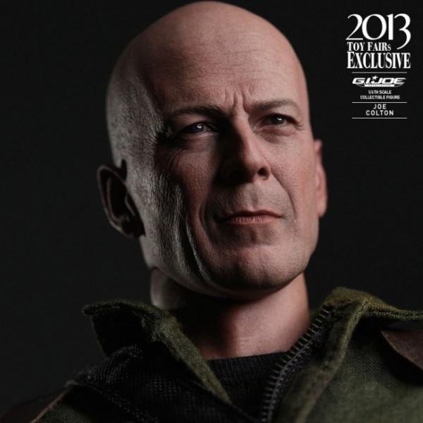 Joe Colton - G.I. Joe Retaliation - 1/6 Scale Action Figur