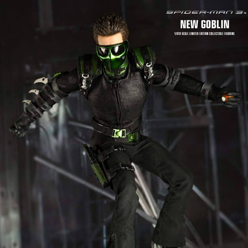 New Goblin - Spider-Man 3 - 1/6 Scale Action Figur