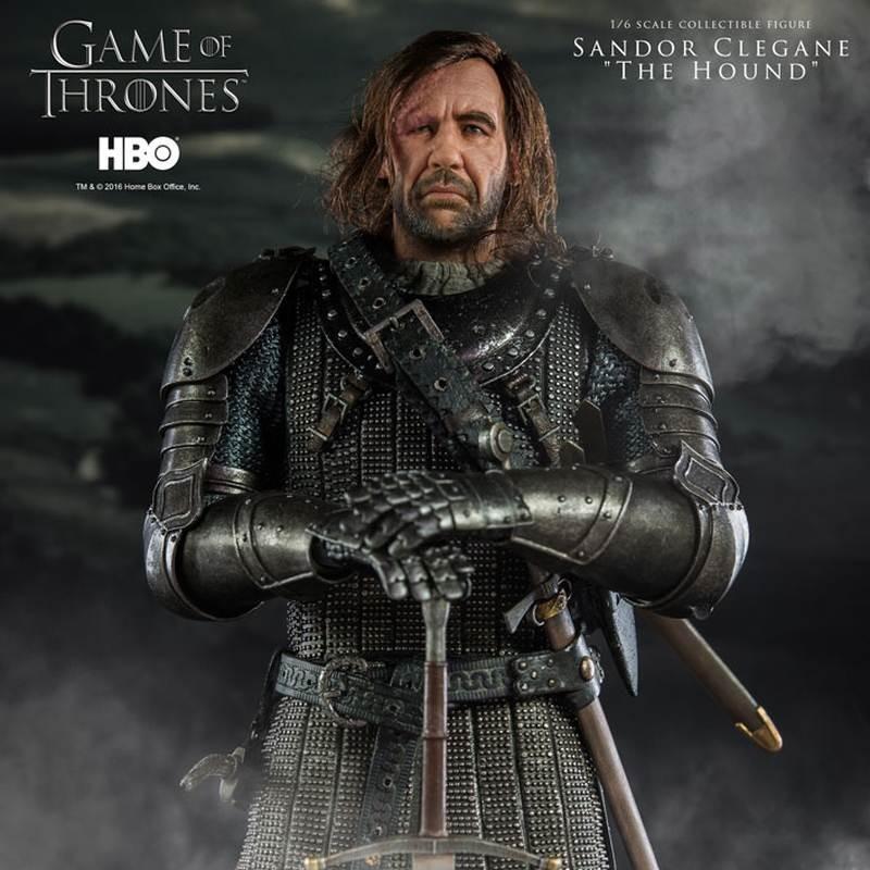 Sandor Clegane - Game of Thrones - 1/6 Scale Figur