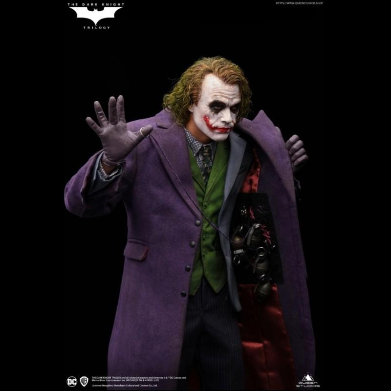 The Joker Artist Edition - The Dark Knight - 1/4 Scale Statue