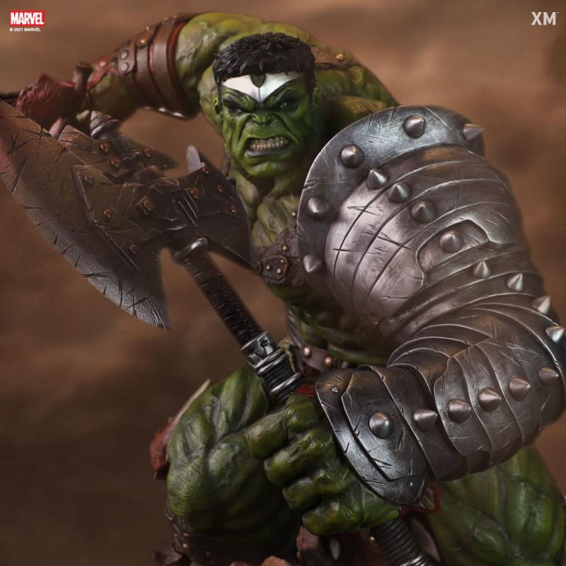 Planet Hulk - Marvel Comics - 1/4 Scale Premium Statue