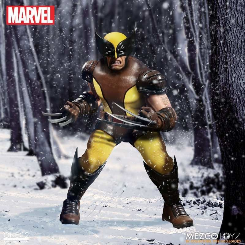 Wolverine - Marvel Universe - 1/12 Scale Figur