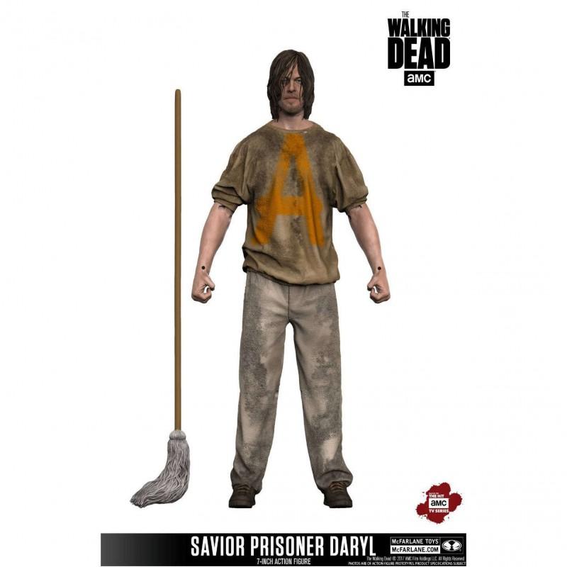Savior Prisoner Daryl - The Walking Dead - Color Tops Actionfigur