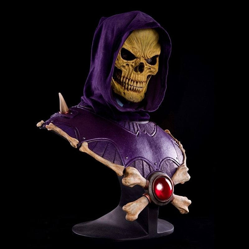 Skeletor - Master of the Universe - 1:1 Bust