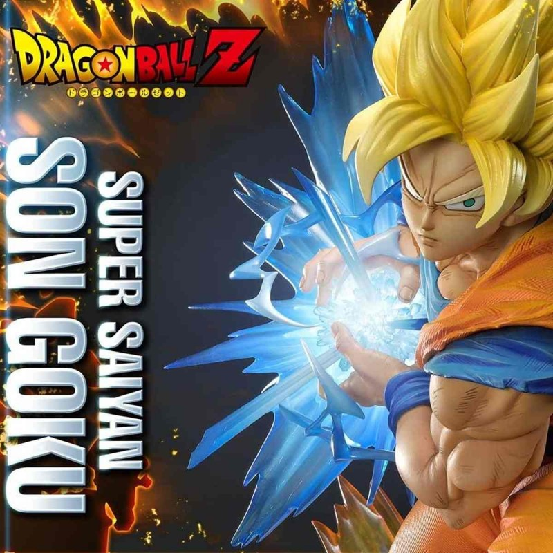 Super Saiyajin Son Goku - Dragon Ball Z - 1/4 Scale Polystone Statue