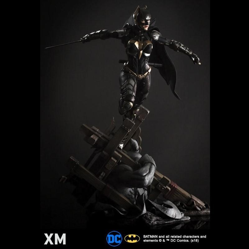Batgirl - DC Comics - 1/4 Scale Premium Statue