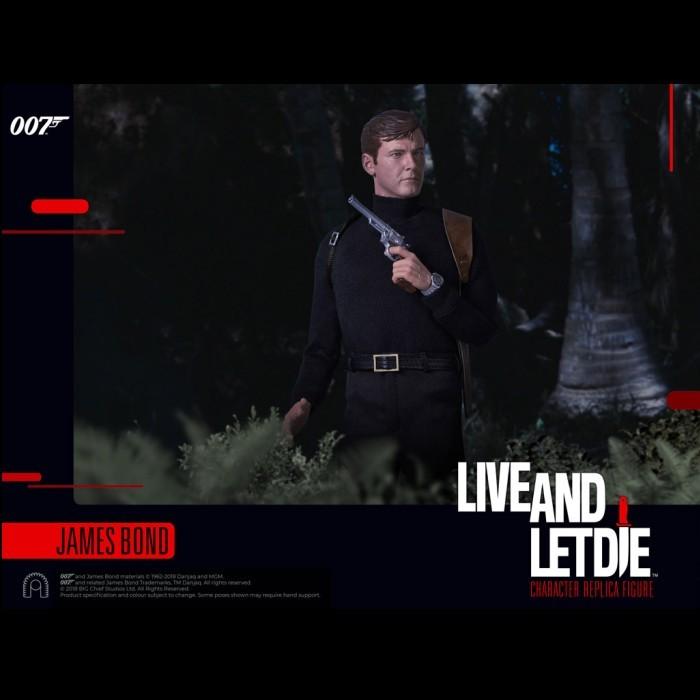 James Bond - James Bond Leben und sterben lassen - 1/6 Scale Figur
