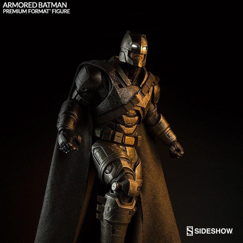 Armored Batman - Dawn of Justice - Premium Format Statue