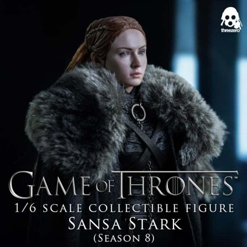 Sansa Stark (Season 8) - Game of Thrones - 1/6 Scale Figur