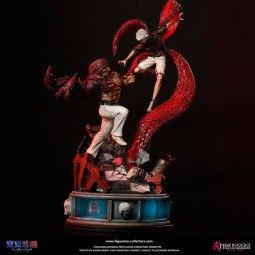 Kaneki vs Jason - Tokyo Ghoul - 1/6 Elite Fandom Diorama