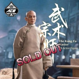 The Kung Fu Master - 1/6 Scale Actionfigur