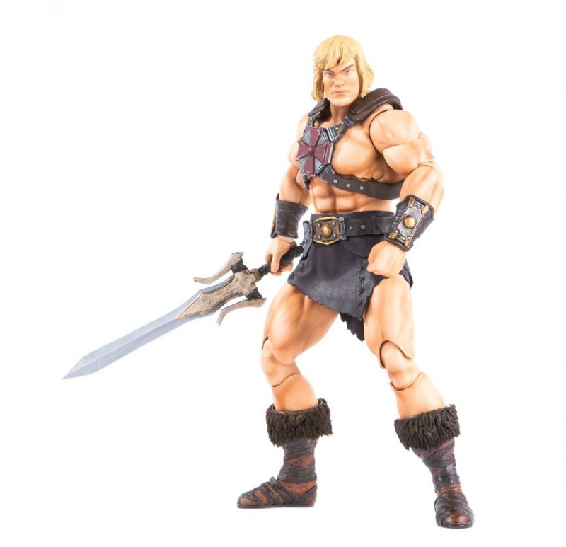 He-Man - Masters of the Universe - 1/6 Scale Actionfigur