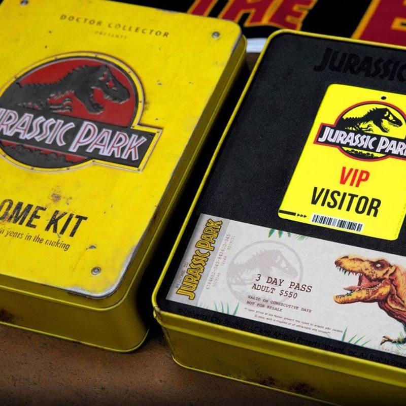 Welcome Kit Standard Edition - Jurassic Park - Sammlerbox