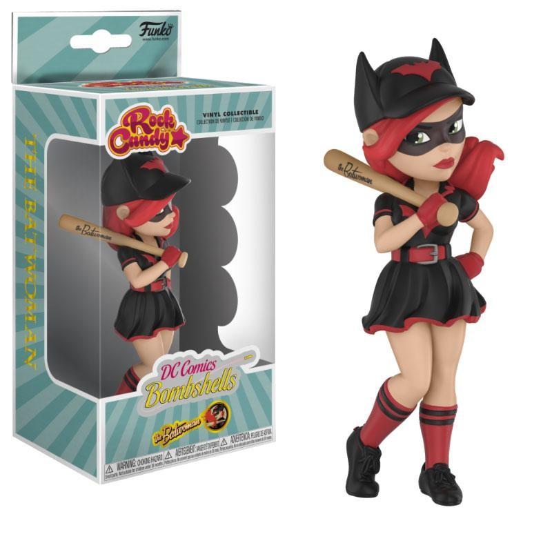Batwoman - Rock Candy - Vinyl Figur 13cm