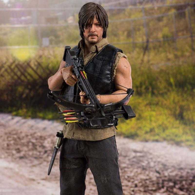 Daryl Dixon - The Walking Dead - 1/6 Scale Figur