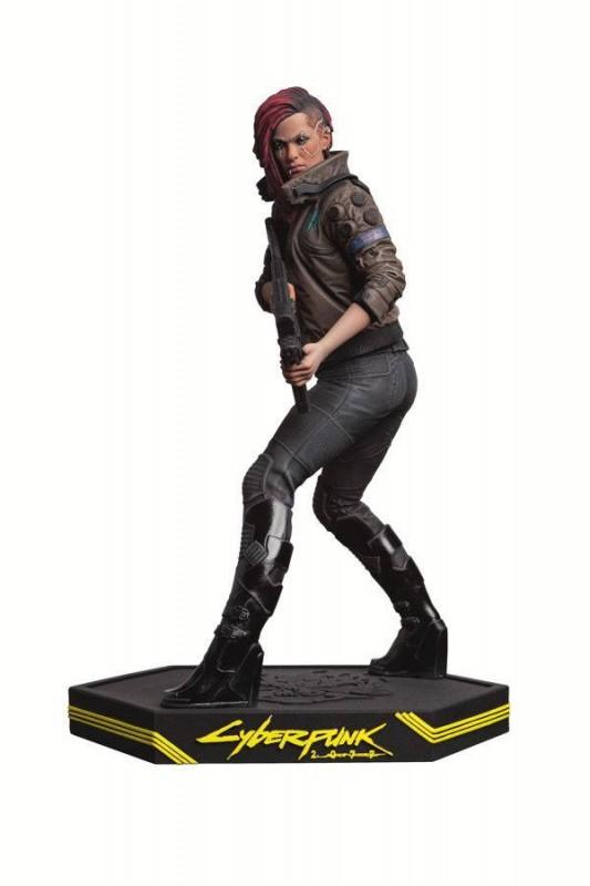 Female V - Cyberpunk 2077 - PVC Statue