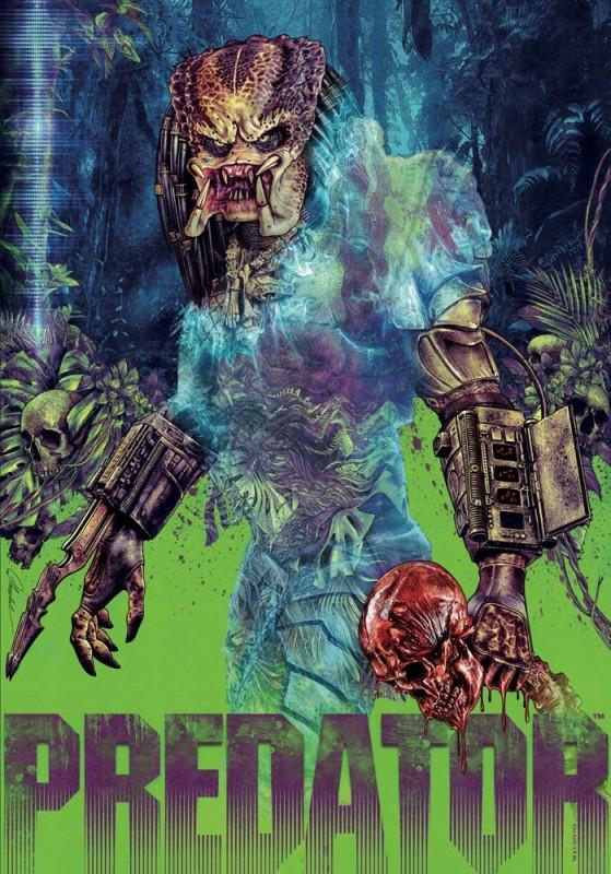 Predator - Predator - Kunstdruck 42 x 30 cm