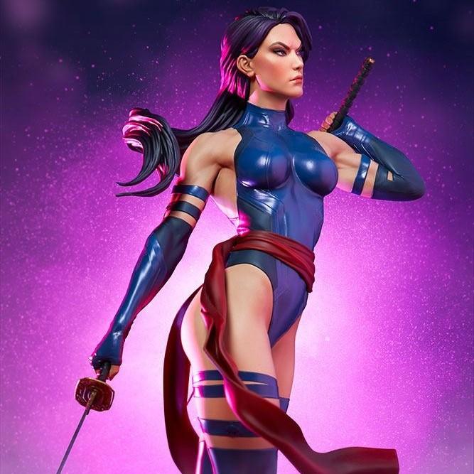 Psylocke - Marvel Comics - Premium Format Statue